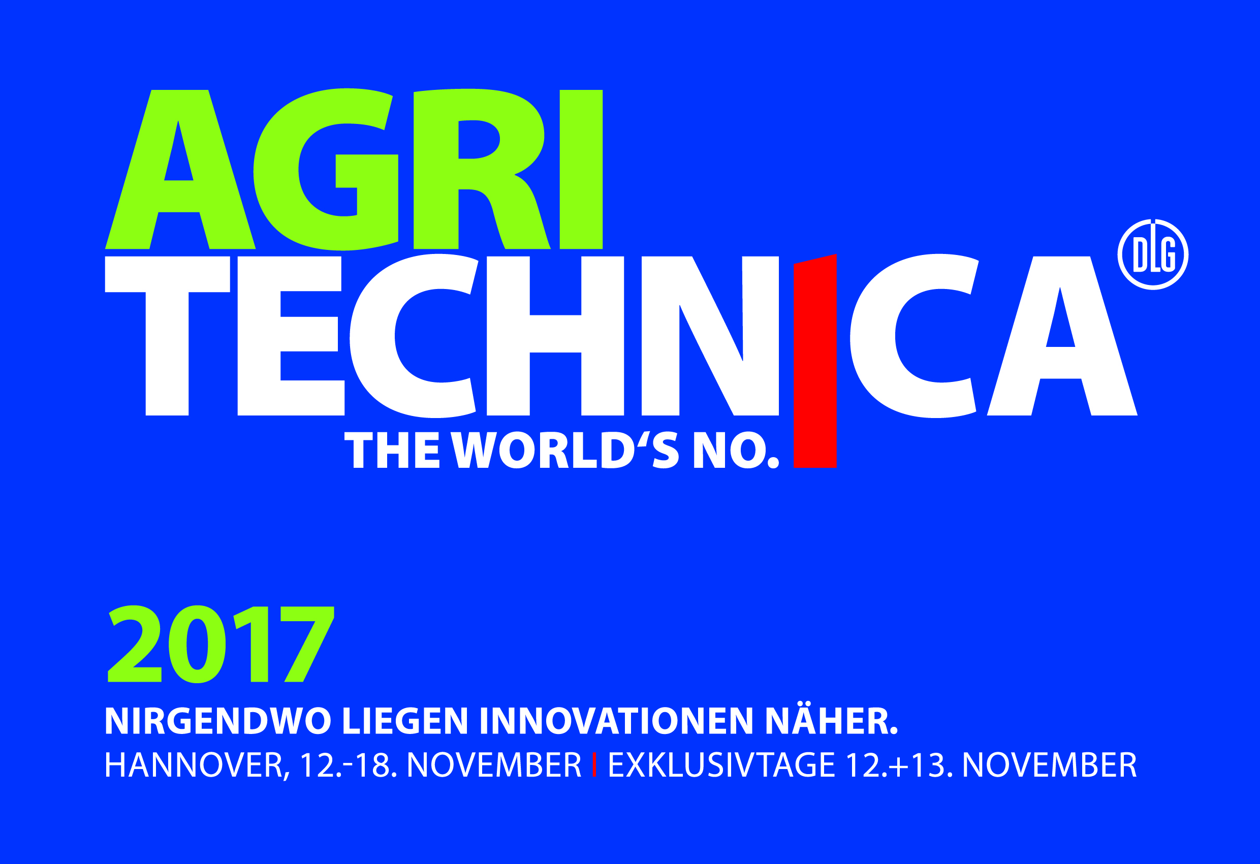 Bellota en Agritechnica (12-18 Nov.) Hall 11 A11