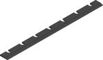 Cuchilla picadora de caña de azucar para cosechadoras Case 15601 CS de Bellota Agrisolutions