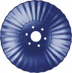 Disco con ondas 1926 Terramax para gradas de discos de Bellota Agrisolutions