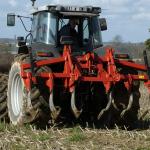 Aperos agrícolas para trabajo ligero antes de las sembradoras de rejas